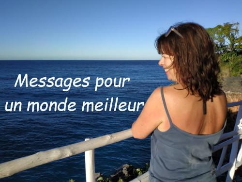 BLOG JeSuiscequeJeSuis-libre  Messages pour un monde meilleur  © OlympiaOnBoard