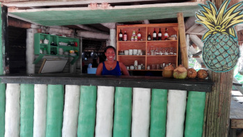 Sourire République dominicaine Je Suis ce que Je Suis-libre blog © Catherine Pizzol