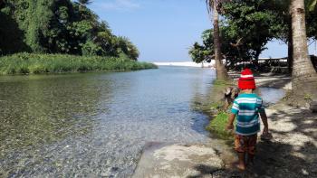 Río Los Patos République dominicaine Blog Je Suis ce que Je Suis-libre  © Catherine Pizzol
