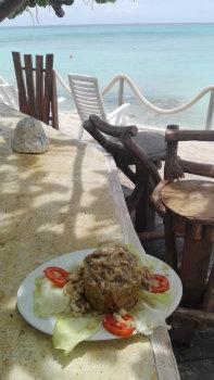Bahía Fongo Cuevas de Las Aguilas  République Dominicaine  Blog Je Suis ce que Je Suis-libre  © Catherine Pizzol