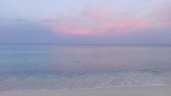 Cabo Rojo lever de soleil Blog Je Suis ce que Je Suis-libre  © Catherine Pizzol
