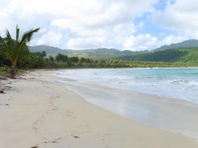 Playa Rincón  Las Galeras Samaná  © Blog Je Suis ce que Je Suis-libre  © Catherine Pizzol