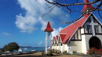 Cap Malheureux Île Maurice Blog Je Suis ce que Je Suis-libre  © Catherine Pizzol