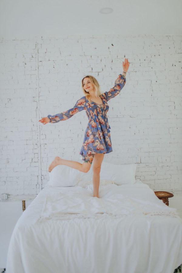 Les bonnes habitudes à adopter le matin Je Suis ce que Je Suis-libre Photo de Leah Kelley