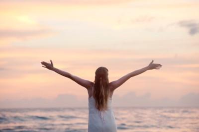 Gratitude du matin envers la vie  Blog Je Suis ce que Je Suis-libre