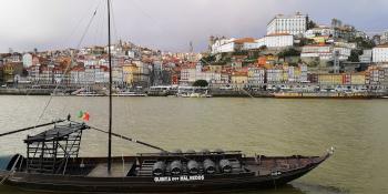 A la découverte de la ville de Porto Bateau Rabelos Porto - Je Suis ce que Je Suis-libre