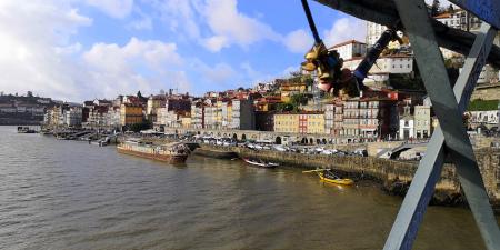 A la découverte de Porto- Je Suis ce que Je Suis-libre
