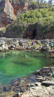 écotourisme Samaná - Las 3 Pozas Cabo Cabrón Blog Je Suis ce que Je Suis-libre © Andrés Pérez