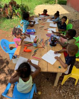 Ama y Educa para el futuro Las Galeras Blog Je Suis ce que Je Suis-libre © Marina Gamundí