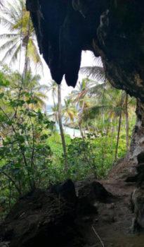 Grotte Cueva Playa Madama Las Galeras- écotourisme Samaná -Blog Je Suis ce que Je Suis-libre © Catherine Pizzol