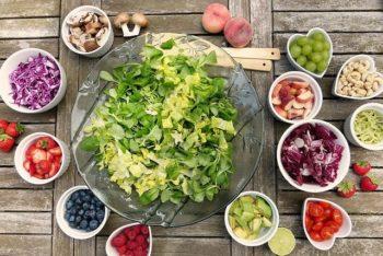 Une alimentation équilibrée pour un bon système immunitaire - Je Suis ce que Je Suis-libre